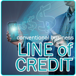 apply for a conventional business line of credit