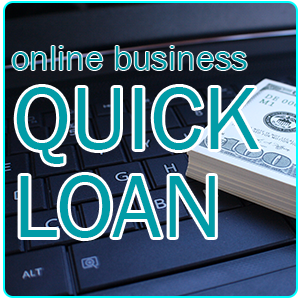 apply for online quick loan button