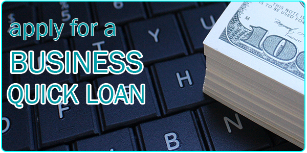 apply for an online quick loan - double button