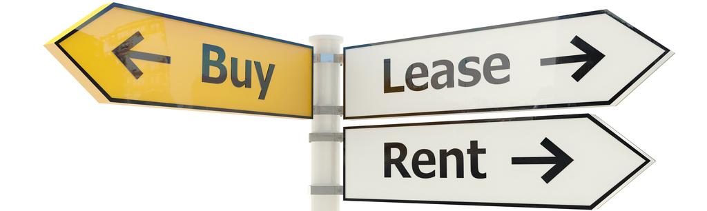 Header image: Should I rent, lease or buy?