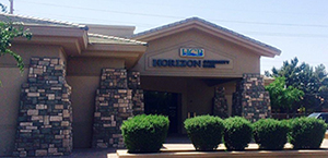 Mesa branch of Horizon Community Bank