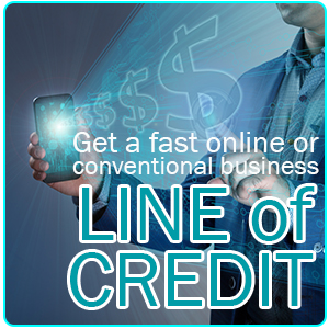 Get a fast online or conventional business line of credit.