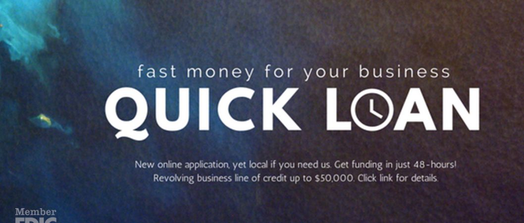 Online Quick Loan for Business