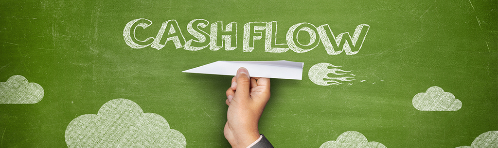 Header image: line of credit and cash flow management