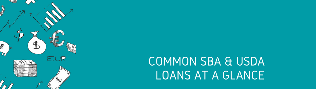 SBA loans at a glance
